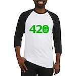 420 Baseball Jersey