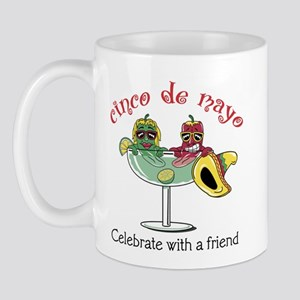Cinco de Mayo Friend Mug
