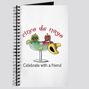 Cinco de Mayo Friend Journal