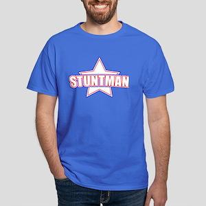 Stuntman Star Dark T-Shirt