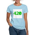 420 Women's Pink T-Shirt