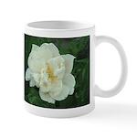 White Peony Mug