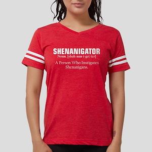 Shenanigator Person Who Instigates Shenani T-Shirt