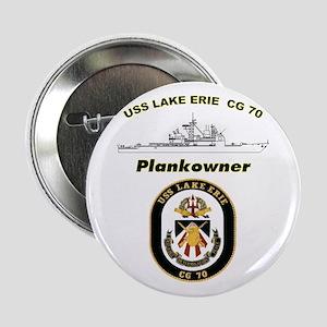 "CG 70 Plankowner Crest 2.25"" Button"