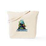Jitterstorm Tote Bag