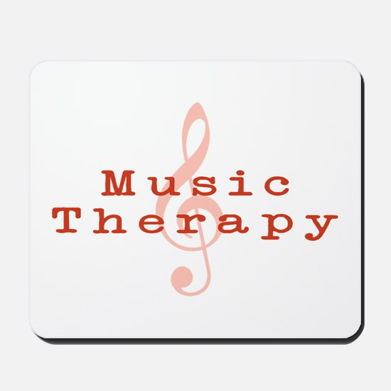 Music Therapy Mousepad