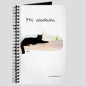 Cat & Finch Journal