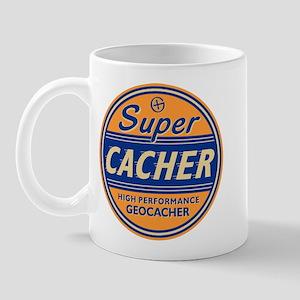 SuperCacher Mug