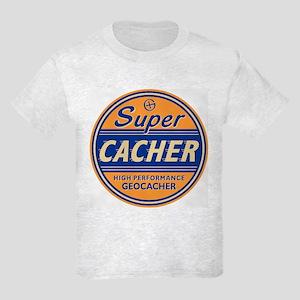 SuperCacher Kids Light T-Shirt