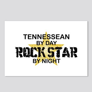 Tennessean Rock Star Postcards (Package of 8)