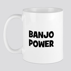 Banjo power Mug