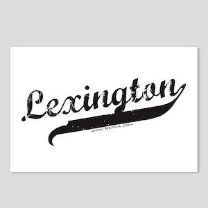 Lexington Postcards (Package of 8)