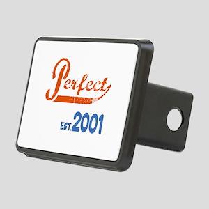 Perfect, Est 2001 Rectangular Hitch Cover