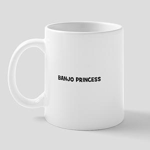 Banjo princess Mug