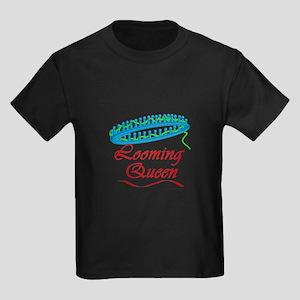 Looming Queen Kids Dark T-Shirt