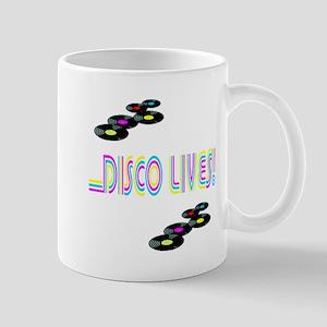Disco Lives 2 Mug