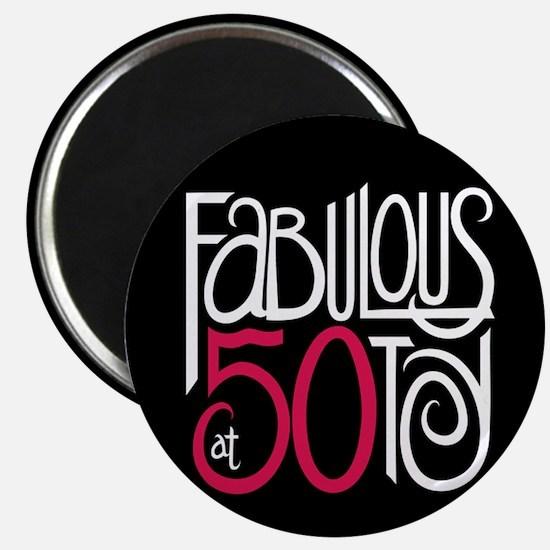 Fabulous at 50 Black Magnet