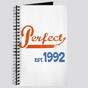 Perfect, Est 1992 Journal