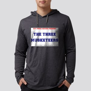 CUT PRICE MOVIES - THE THREE M Long Sleeve T-Shirt