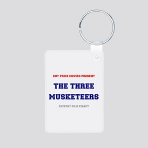 CUT PRICE MOVIES - THE THREE MUSKETEERS Keychains