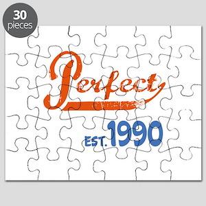 Perfect, Est 1990 Puzzle