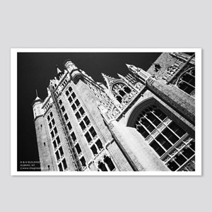 D and H Building Postcards (Package of 8)