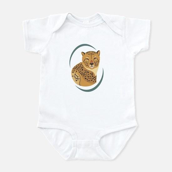 Wild Cheetah Infant Bodysuit
