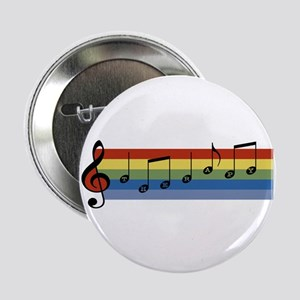 """Music Therapy 2.25"""" Button"""