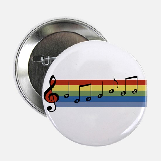 "Music Therapy 2.25"" Button"