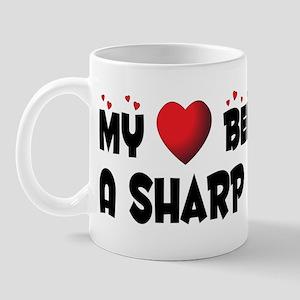 Belongs To A Sharp Shooter Mug