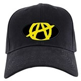 Anarcho capitalism Baseball Cap with Patch