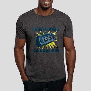Rockin' The Boombox Dark T-Shirt