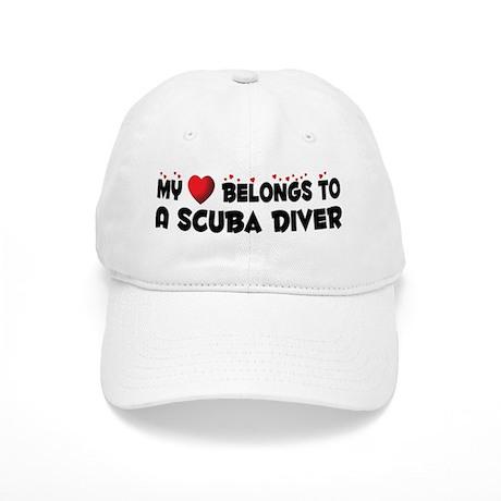 Belongs To A Scuba Diver Cap
