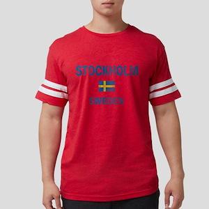 Stockholm Sweden Designs T-Shirt