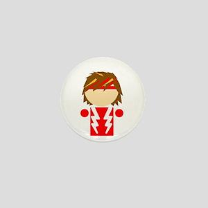Vince Noir/The Mighty Boosh Mini Button