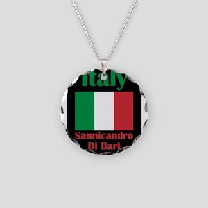 Sannicandro Di Bari Italy Necklace
