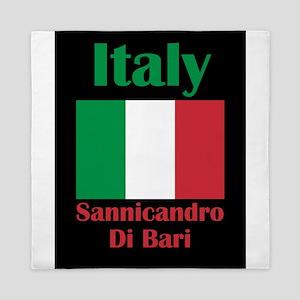 Sannicandro Di Bari Italy Queen Duvet