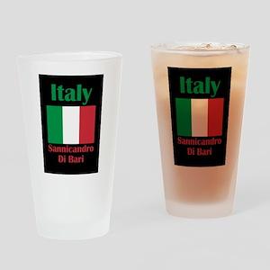 Sannicandro Di Bari Italy Drinking Glass
