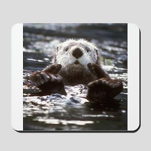 Otter Mousepad