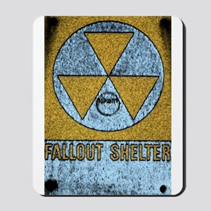 Bomb Shelter Mousepad