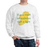 Fightin' Proverb Sweatshirt