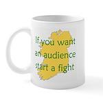 Fightin' Proverb Mug