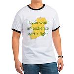 Fightin' Proverb Ringer T