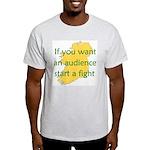 Fightin' Proverb Light T-Shirt