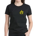 Anarchist Women's Dark T-Shirt