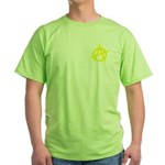 Anarchist Green T-Shirt