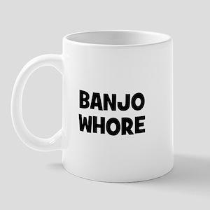 Banjo whore Mug