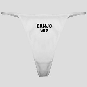 Banjo wiz Classic Thong
