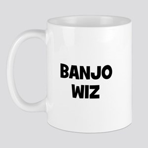 Banjo wiz Mug