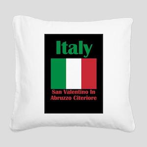 San Valentino In Abruzzo Citeriore Italy Square Ca